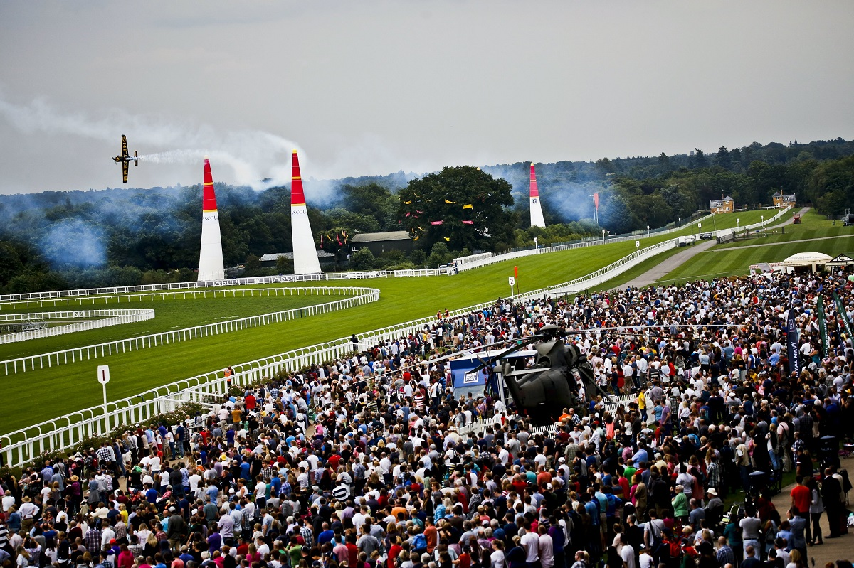 RED BULL AIR RACE: Ascot to host historic Air Racing action on 13-14 August