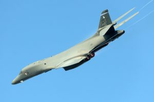 Rockwell B-1B lancer - Image by Peter Steehouwer