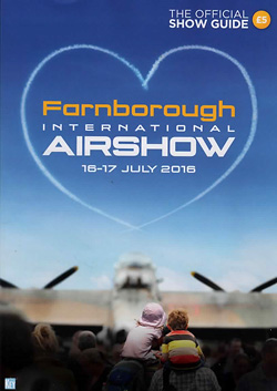 Farnborough International Airshow 2016: The Public Weekend