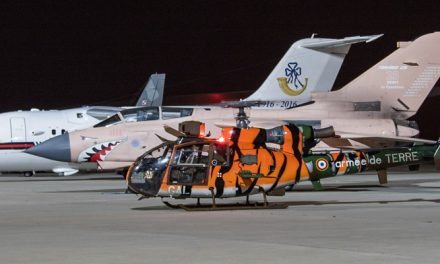REVIEW: RAF Northolt Nightshoot XXI