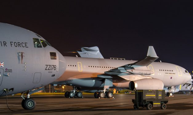 REVIEW: RAF Brize Norton Nightshoot