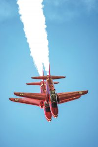 RAF Scampton Airshow