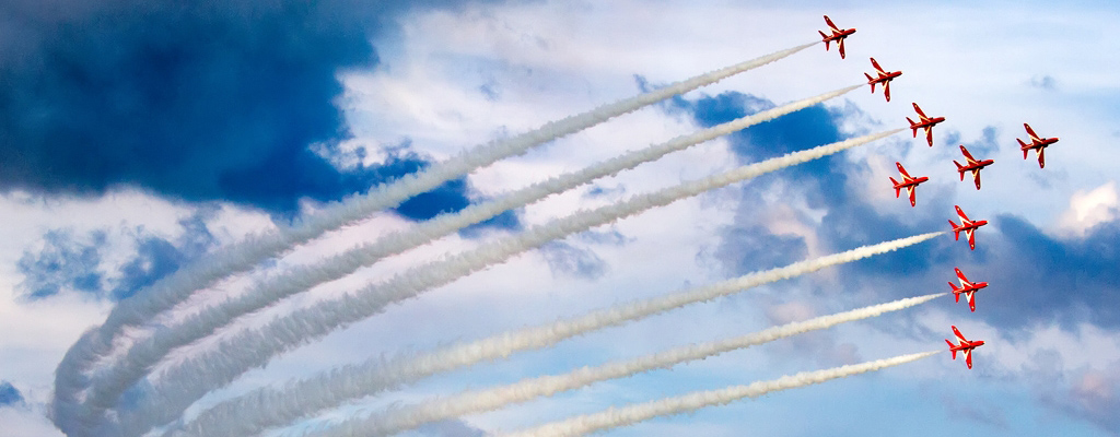 PREVIEW: Scampton Airshow