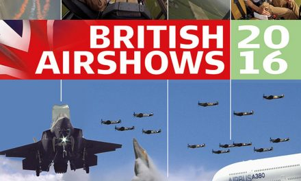 DVD REVIEW: British Airshows 2016