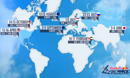 RED BULL AIR RACE: Red Bull Air Race announces calendar for 2017