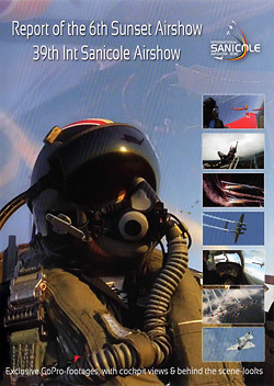 International Sanicole Airshow 2016 DVD