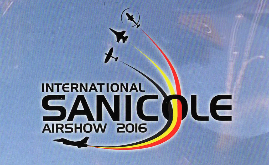 DVD REVIEW: International Sanicole Airshow 2016