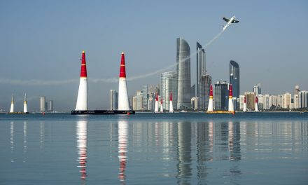 RED BULL AIR RACE: Red Bull Air Race Gets Back in the Track