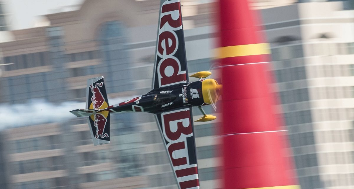 RED BULL AIR RACE: Czech Republic's Šonka sets blistering pace in Qualifying for World Championship kickoff