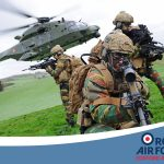 RAF Cosford Air Show 2017 Media Launch - Image © Belgian Air Force