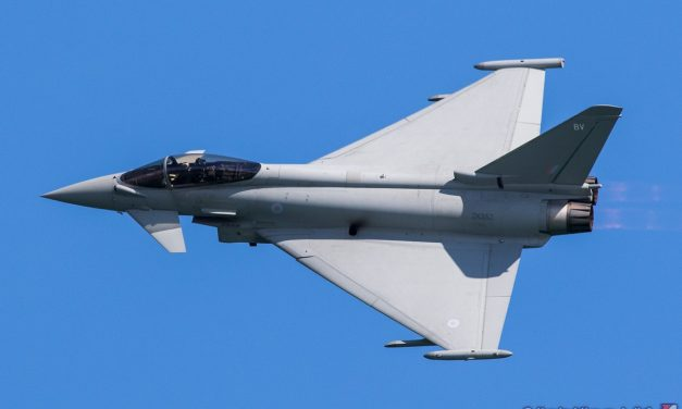 AIRSHOW NEWS: RAF Typhoon Display Team Display Dates 2017