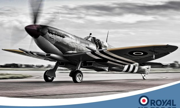 AIRSHOW NEWS: Unique tribute planned for BBMF anniversary at RAF Cosford Air Show