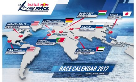 RED BULL AIR RACE: Returns to Portugal and Germany will complete 2017 Red Bull Air Race calendar