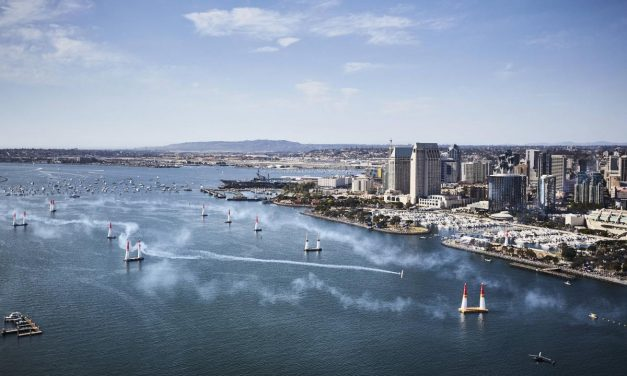 RED BULL AIR RACE: World Champion Dolderer claims pole position for San Diego showdown