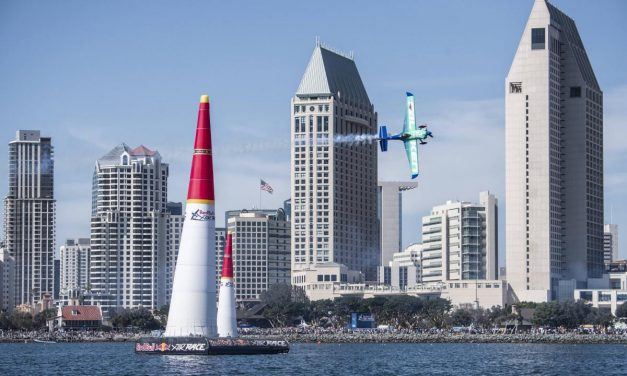 RED BULL AIR RACE: Japan's Muroya soars to his first US win in San Diego