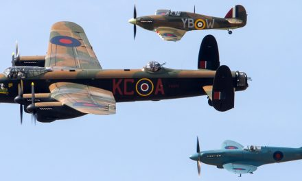 AIRSHOW NEWS: Battle of Britain Memorial Flight Display Dates 2017