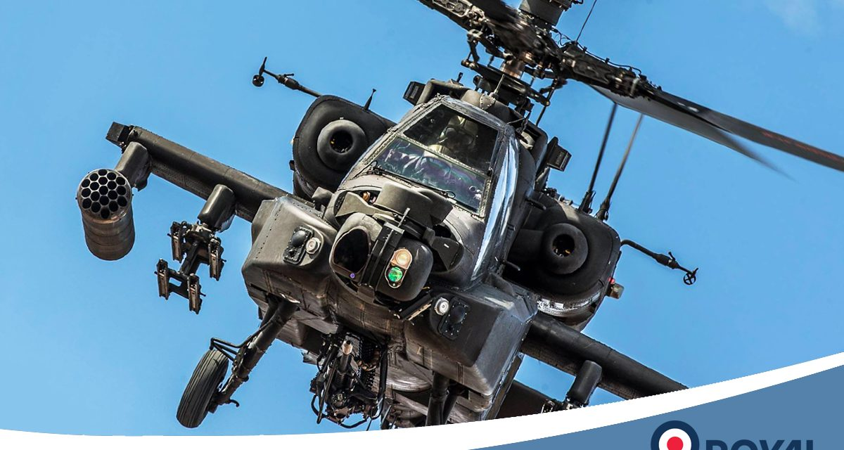 AIRSHOW NEWS: Combat Helicopter showcase at RAF Cosford Air Show