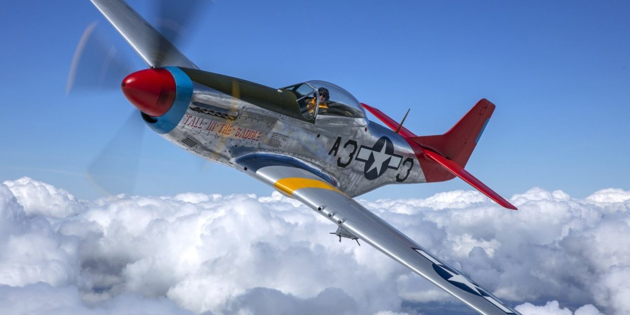 AIRSHOW NEWS: Historic US warbirds to grace Lincolnshire sky