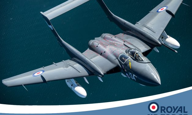 AIRSHOW NEWS: Cold War Jet on course for RAF Cosford Air Show