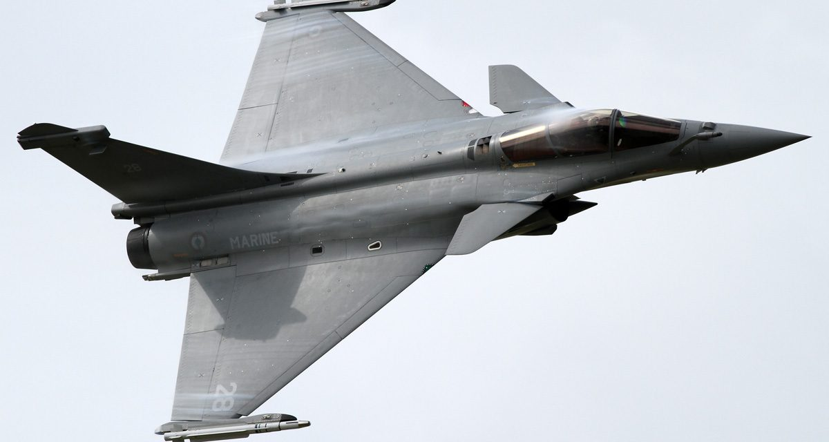 AIRSHOW NEWS: French Navy's show of Force at RNAS Yeovilton International Air Day