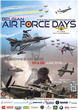 Belgian Air Force Days, Florennes